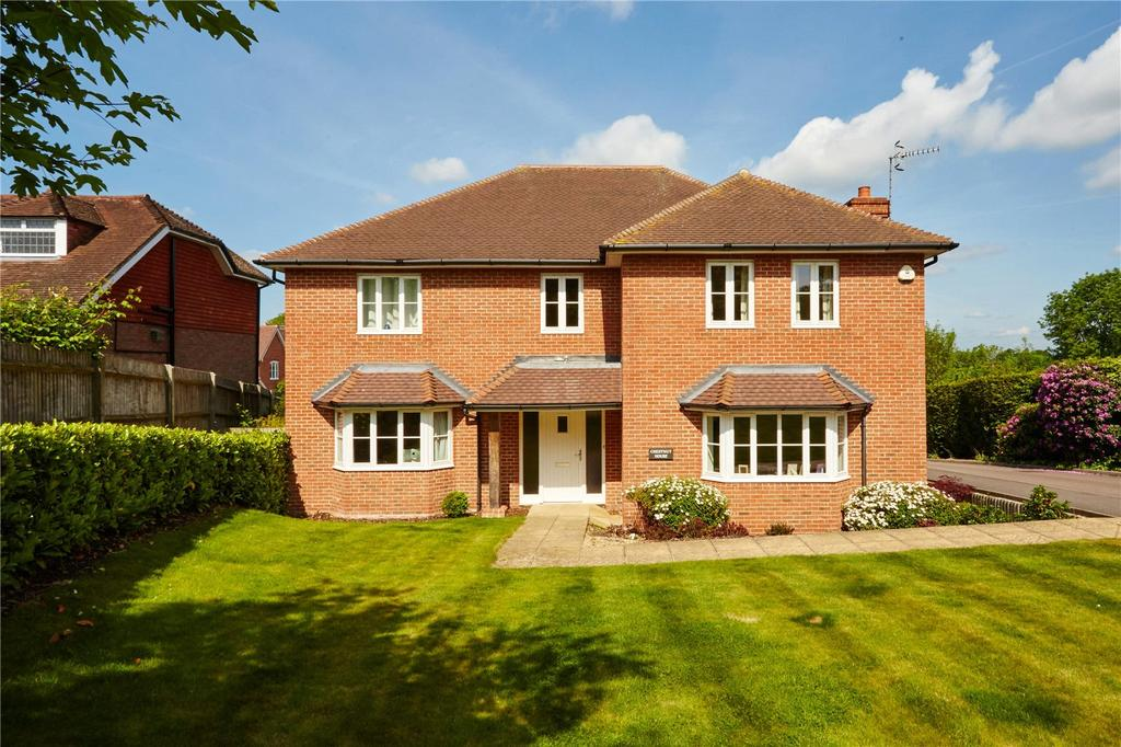 5 Bedrooms Detached House for sale in Furzefield Avenue, Speldhurst, Tunbridge Wells, Kent, TN3