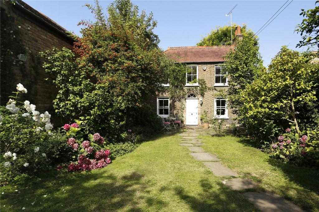 3 Bedrooms Detached House for sale in Crabtree Lane, Fulham, London, SW6