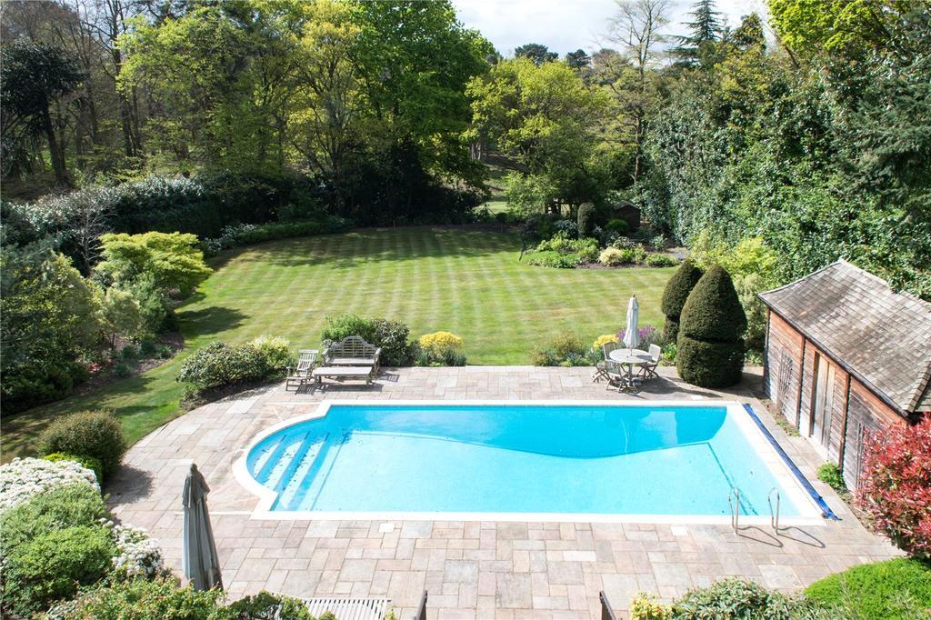 Wood Lane St George 39 S Hill Weybridge Surrey Kt13 5 Bed Detached House For Sale 4 750 000