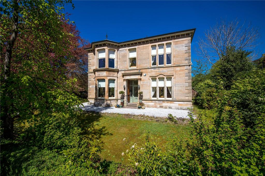 7 Bedrooms Detached House for sale in Tavistock, 262 Nithsdale Road, Glasgow, G41