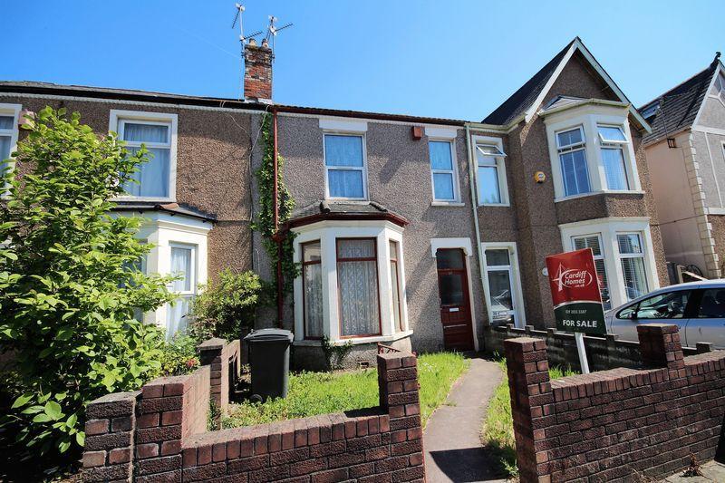 3 Bedrooms Terraced House for sale in Richards Terrace, Roath