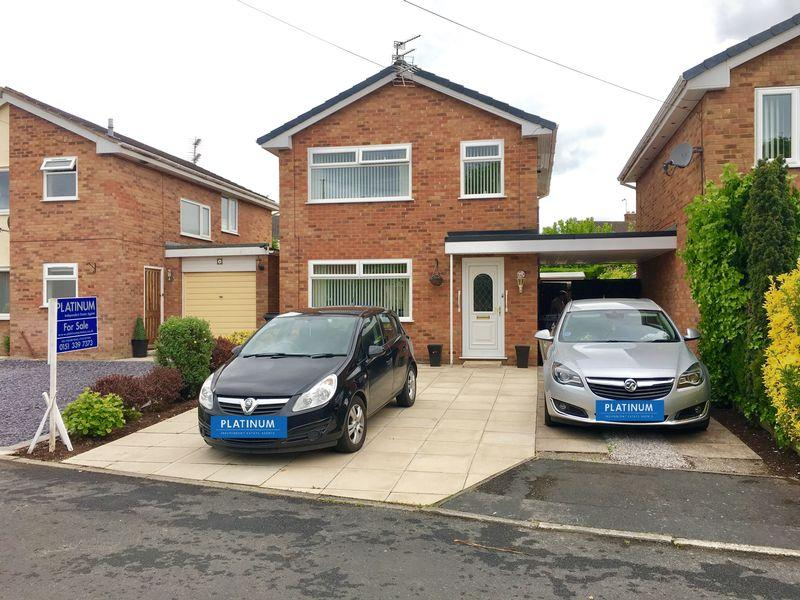 3 Bedrooms Detached House for sale in Eastway, Little Sutton