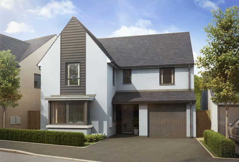 4 Bedrooms Detached House for sale in The Exeter Ogmore-by-Sea Vale of Glamorgan CF32 0PZ