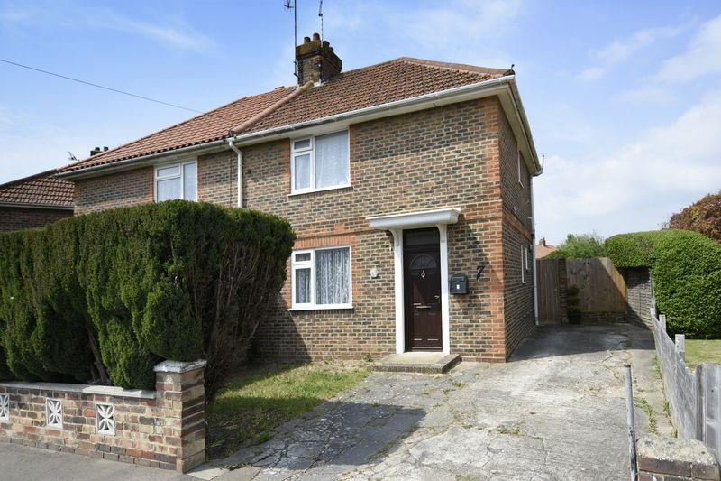2 Bedrooms Semi Detached House for sale in Meredith Road, Worthing