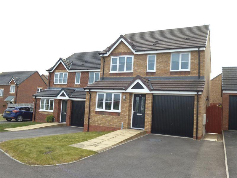 3 Bedrooms Detached House for sale in Sargasso Lane, Nuneaton