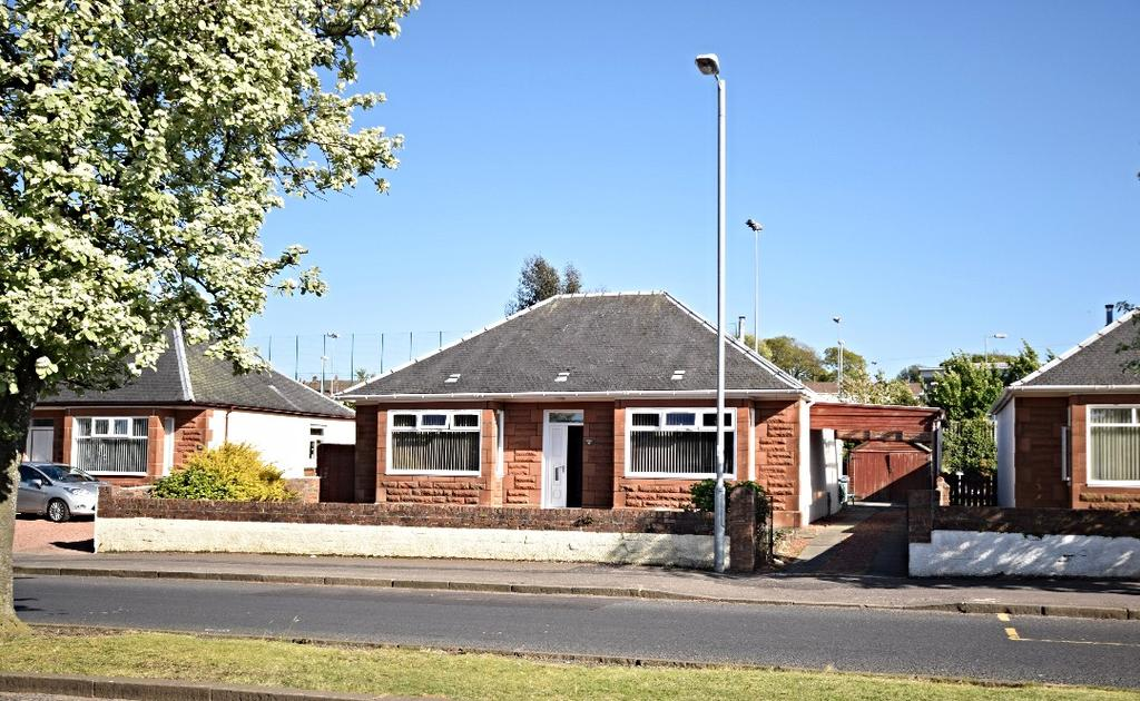 3 Bedrooms Bungalow for sale in Belmont Road, Ayr, South Ayrshire, KA7 2PF