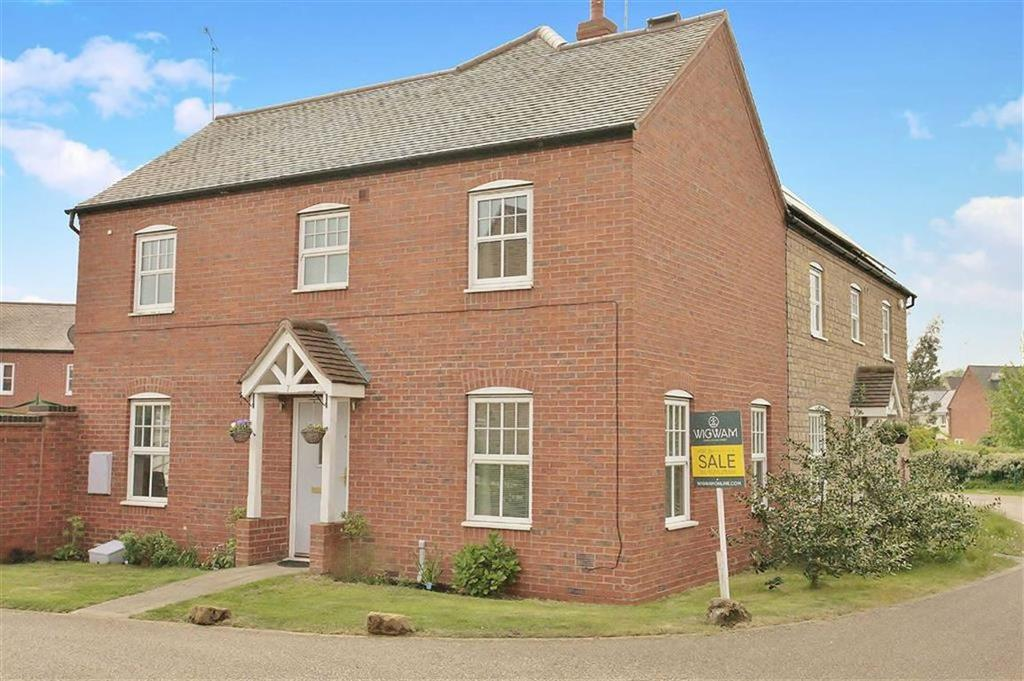 3 Bedrooms Semi Detached House for sale in Lord Elwood Road, Banbury, OX16