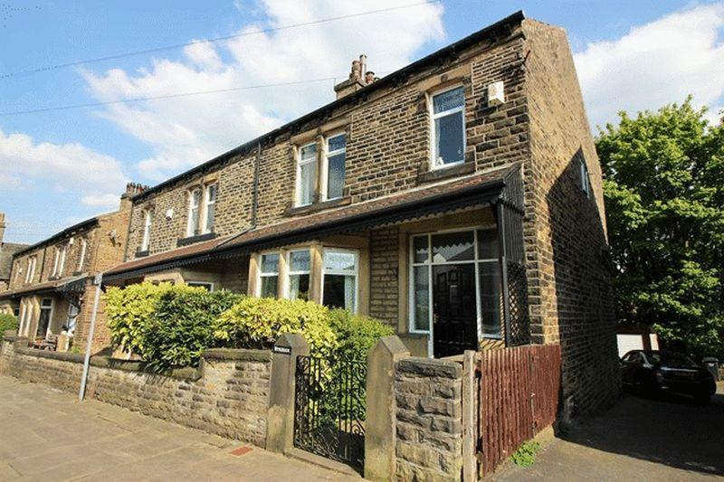 4 Bedrooms Semi Detached House for sale in Dudwell Lane, Skircoat Green, Halifax