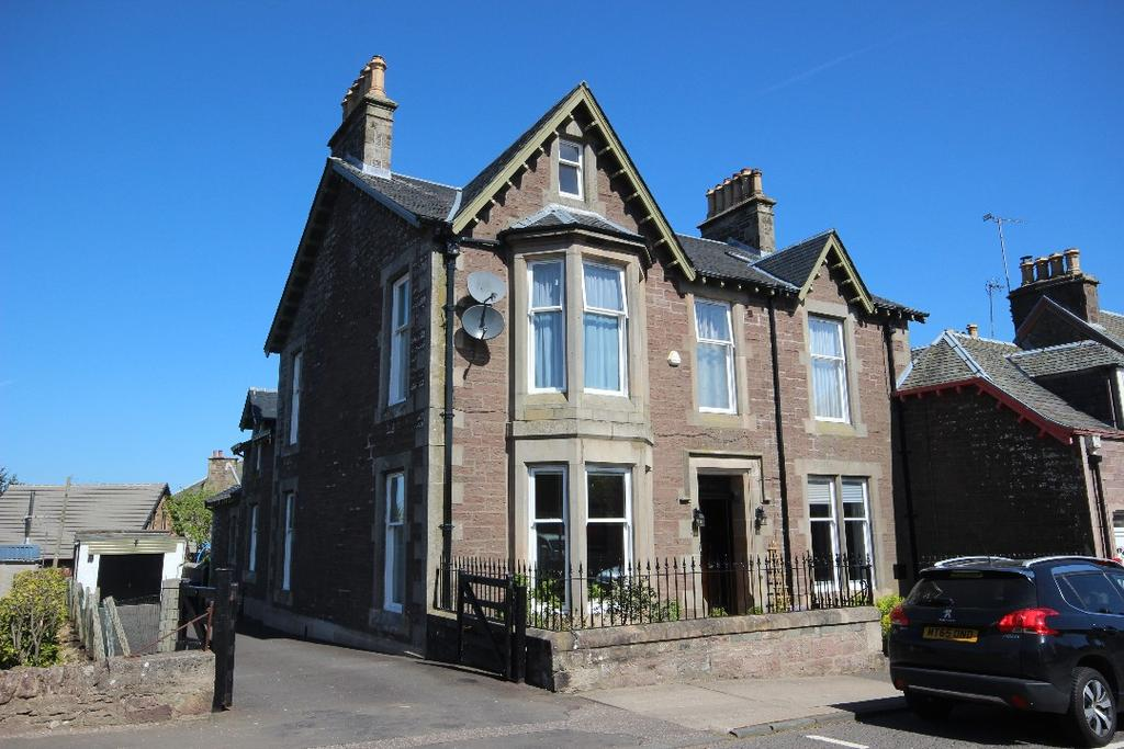 5 Bedrooms Link Detached House for sale in Moray Street, Blackford, Perthshire , PH4 1QF