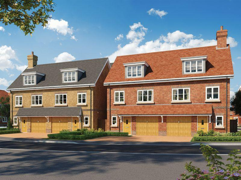 4 Bedrooms Semi Detached House for sale in GREAT BOOKHAM