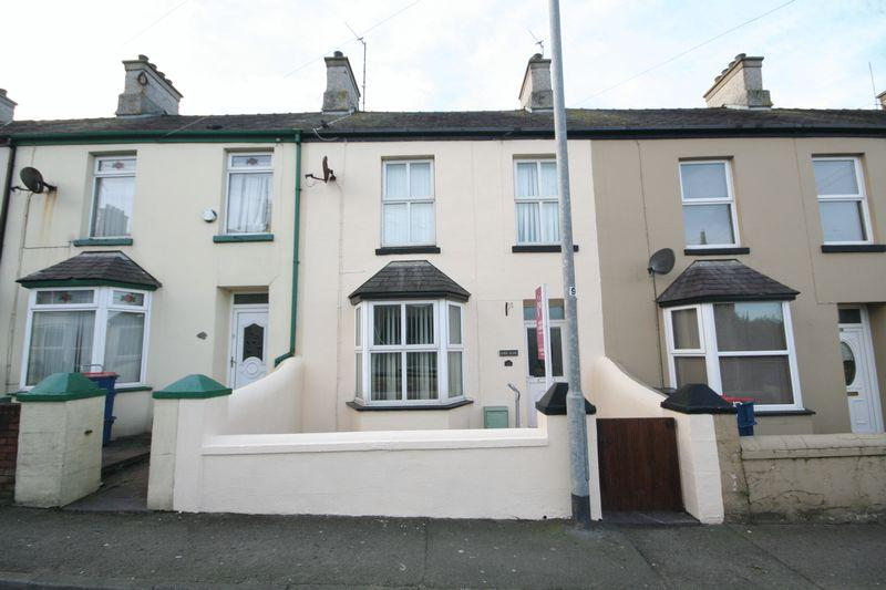 2 Bedrooms Terraced House for sale in Greenfield Terrace, Holyhead, Anglesey