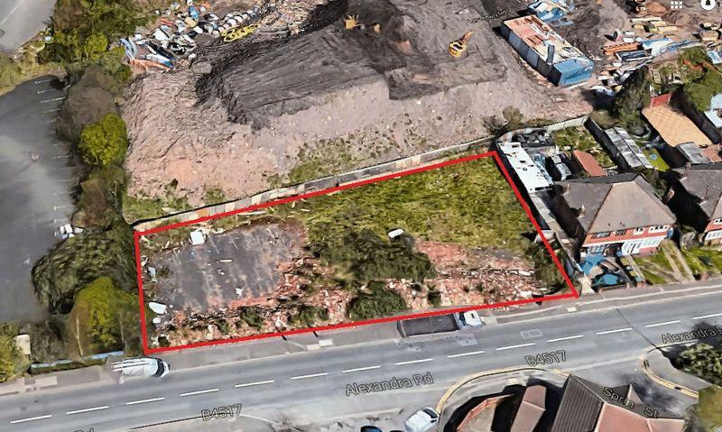 Land Commercial for sale in TIPTON, Alexandra Road