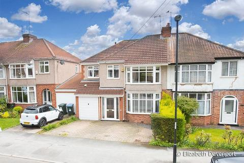 4 bedroom semi-detached house for sale - Woodside Avenue South, Coventry