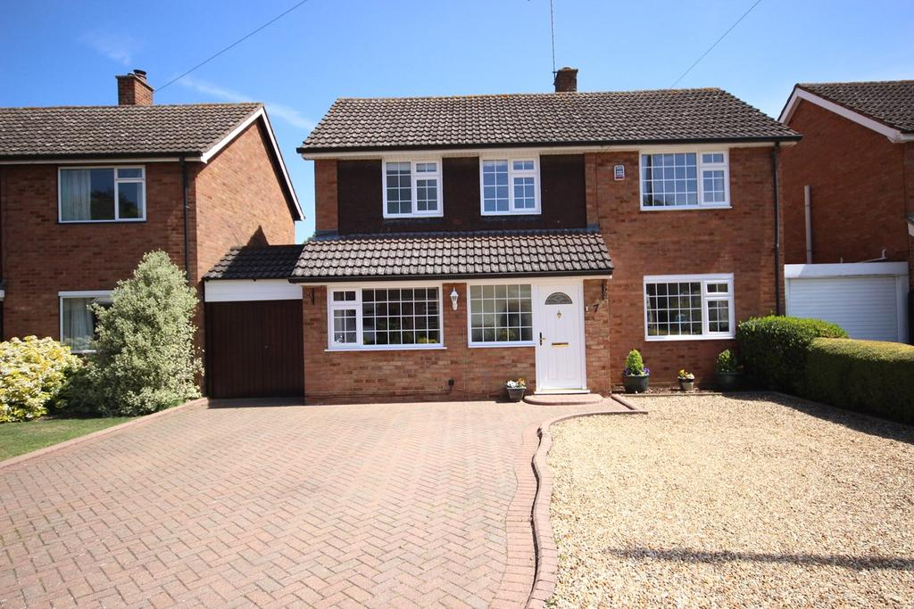 4 Bedrooms Detached House for sale in The Causeway, Clophill, MK45