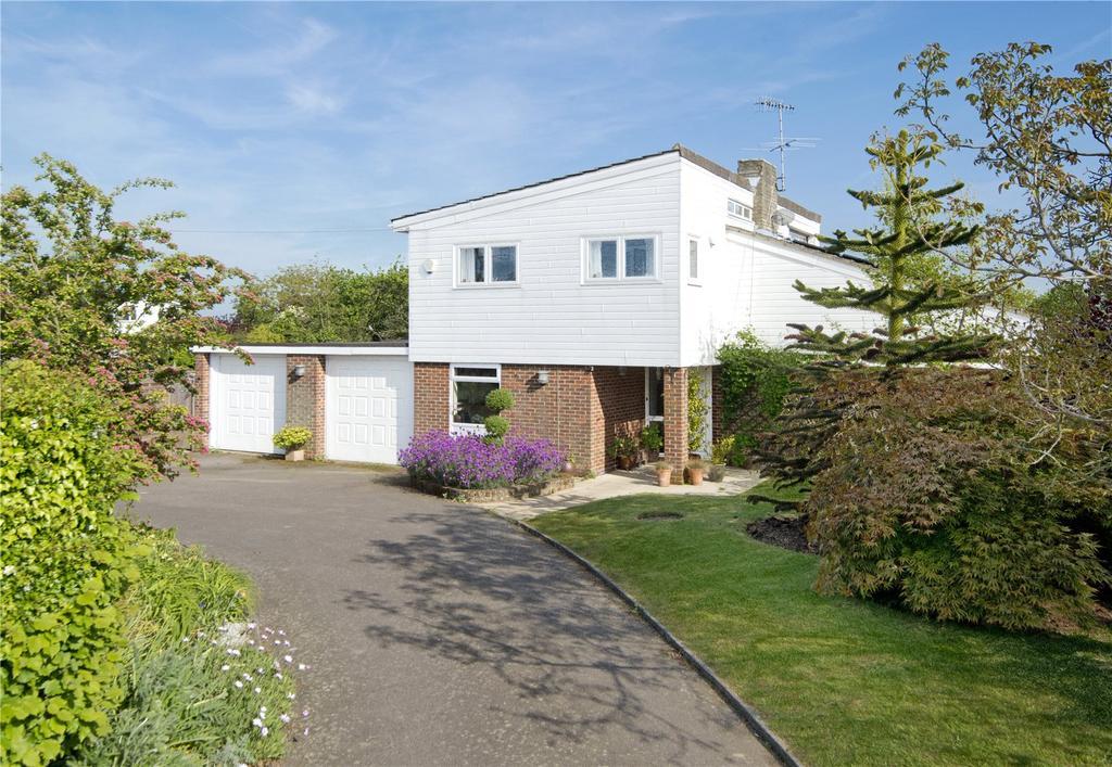 3 Bedrooms Detached House for sale in Reeds Lane, Shipbourne, Tonbridge, Kent, TN11