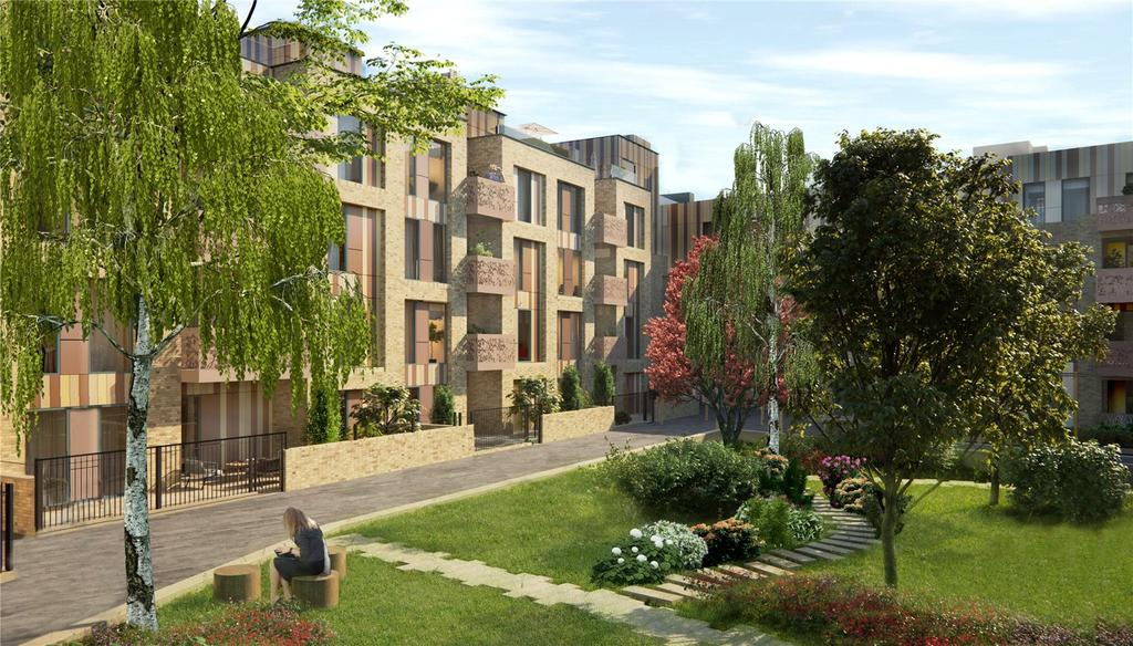 3 Bedrooms Flat for sale in The Featherstone, Featherstone Street, London, EC1Y