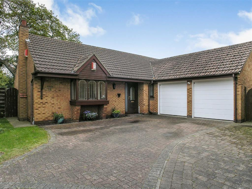 3 Bedrooms Detached Bungalow for sale in Churchfields, Tickton, East Yorkshire