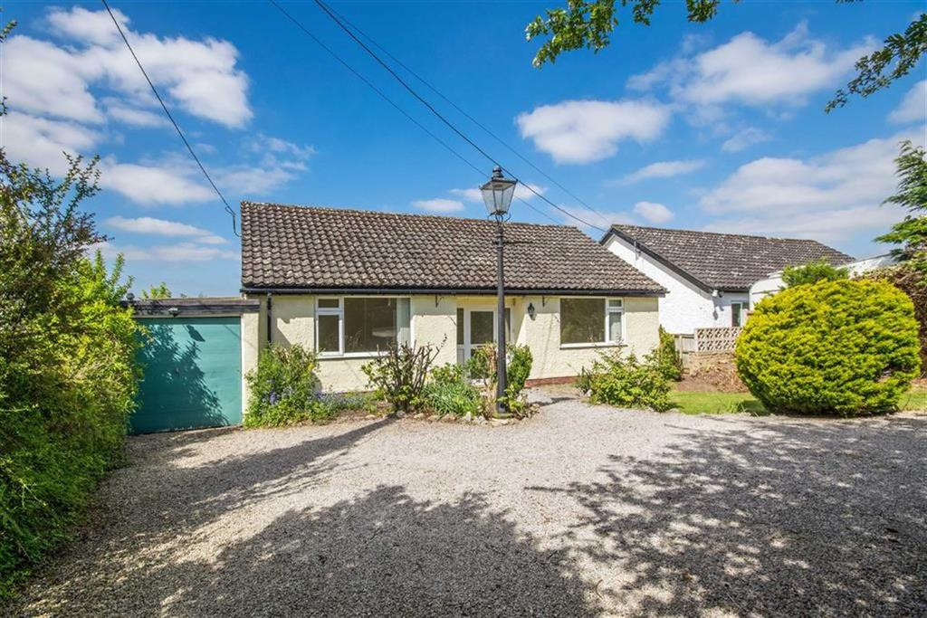 2 Bedrooms Detached Bungalow for sale in Llanbedr Dyffryn Clwyd, Ruthin