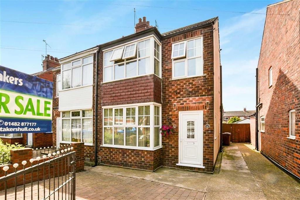 2 Bedrooms Terraced House for sale in Burlington Road, Hull, HU8