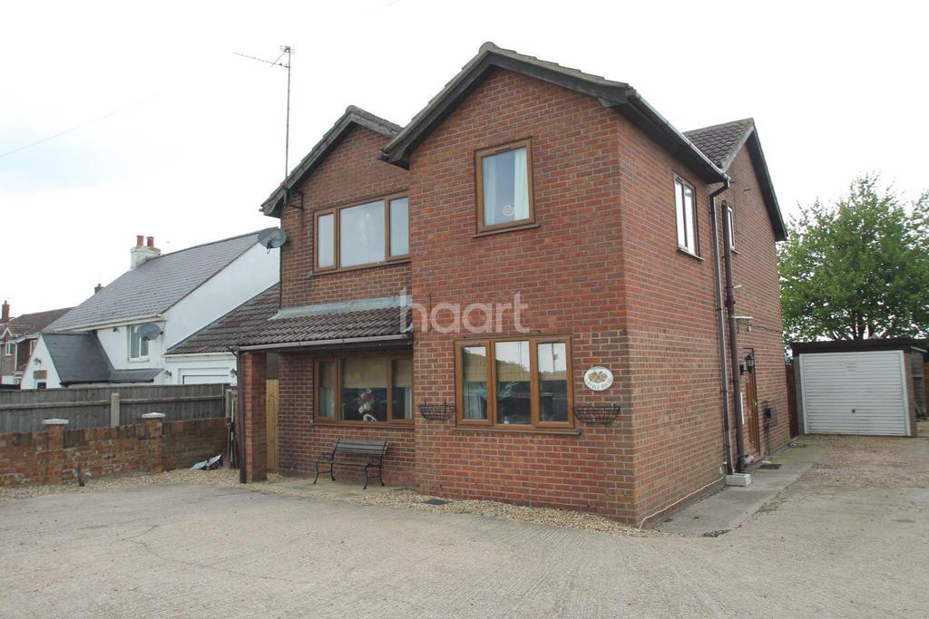 4 Bedrooms Detached House for sale in Main Road, Thorney Toll