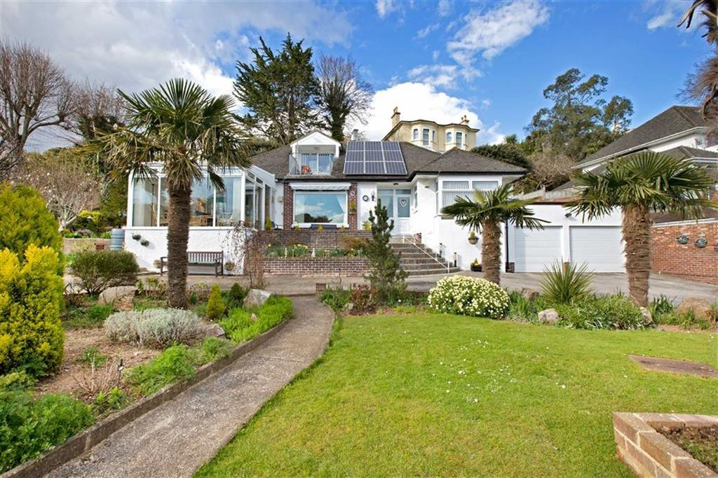 4 Bedrooms Detached House for sale in Hesketh Road, Torquay, Torquay, TQ1