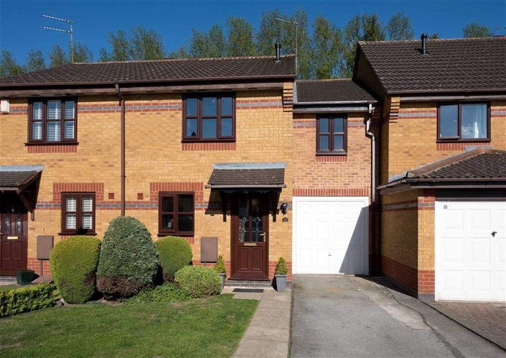 3 Bedrooms Semi Detached House for sale in 18, Bumblehole Meadows, Wombourne, Wolverhampton, South Staffordshire, WV5