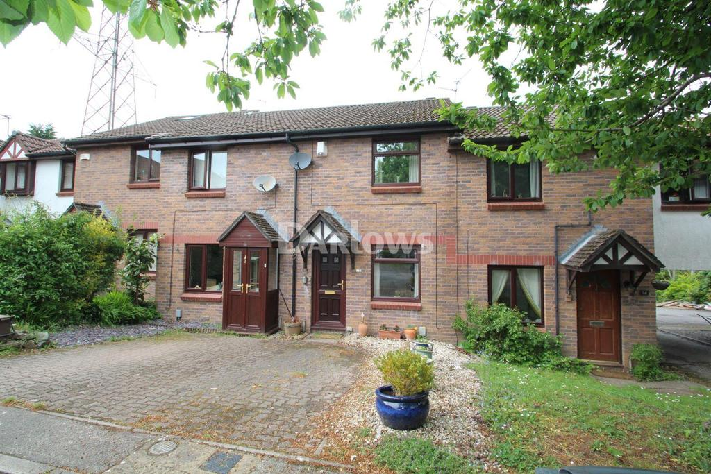 2 Bedrooms Terraced House for sale in Holgate Close, Danescourt