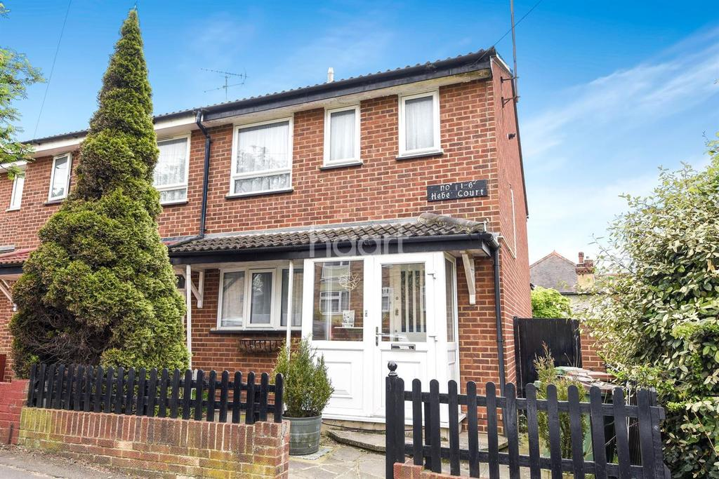 3 Bedrooms End Of Terrace House for sale in Hebe Court, Montpelier Road, Sutton