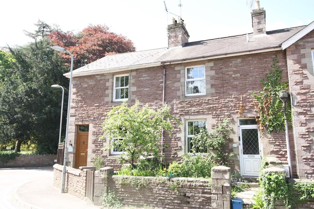 2 Bedrooms End Of Terrace House for sale in Rockfield Road, Monmouth, Monmouhtshire
