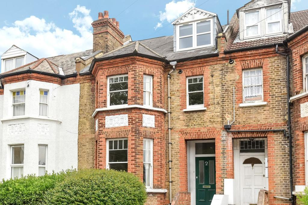 2 Bedrooms Flat for sale in Probyn Road, Tulse Hill, SW2