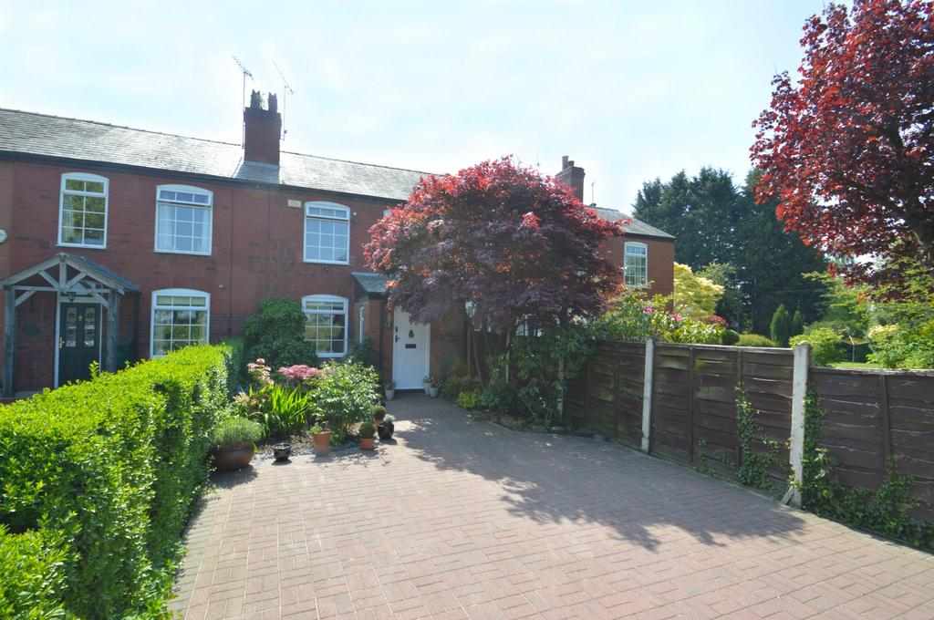 2 Bedrooms Terraced House for sale in Pickmere Lane, Pickmere