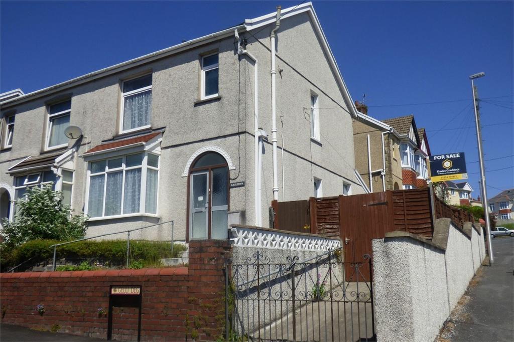 3 Bedrooms Semi Detached House for sale in Haulfryn, Gelli Deg, Llanelli, Carmarthenshire