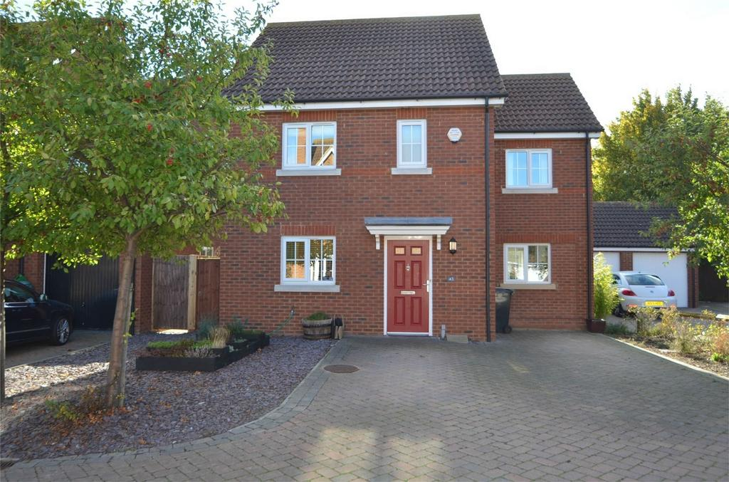 4 Bedrooms Detached House for sale in Trow Close, COTTON END, Bedfordshire