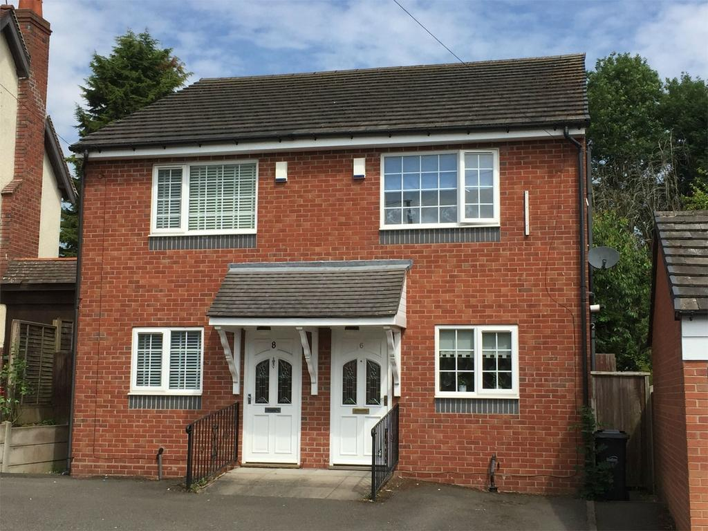 2 Bedrooms Semi Detached House for sale in Beecher Street, HALESOWEN, West Midlands