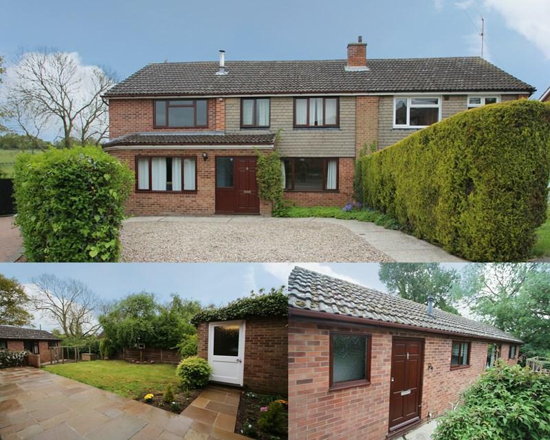 5 Bedrooms Semi Detached House for sale in Hawkwood Road, Sible Hedingham, Halstead