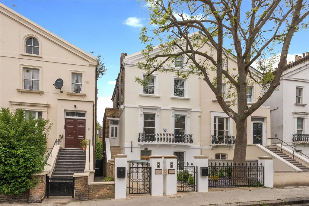 5 Bedrooms Flat for sale in St Augustines Road, London