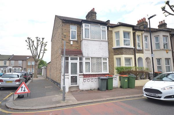 3 Bedrooms End Of Terrace House for sale in Jephson Road, Forest Gate