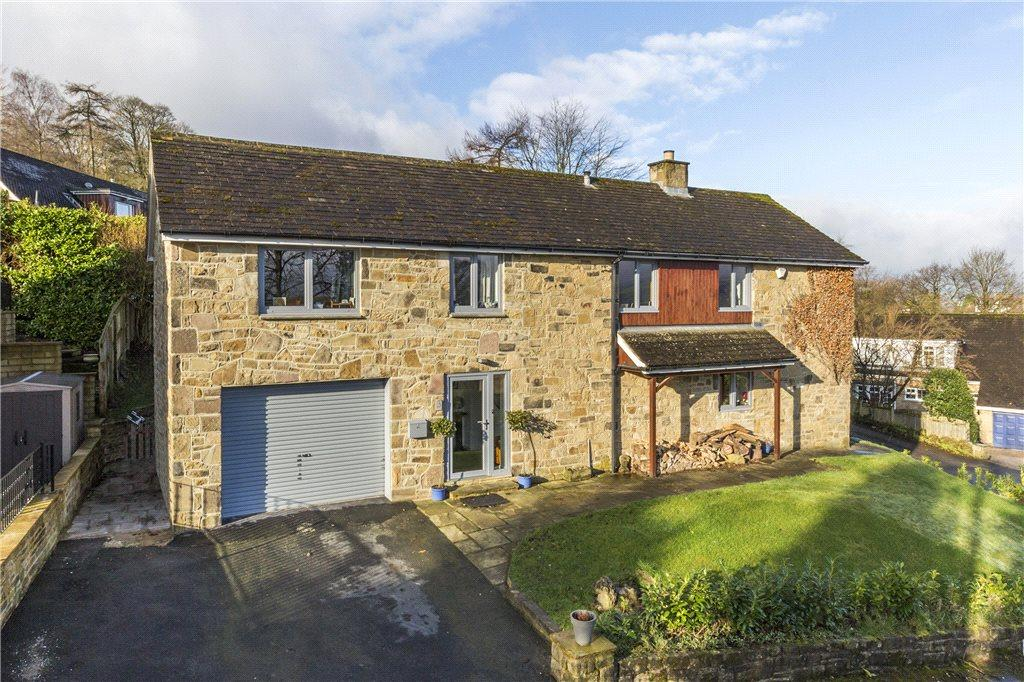 4 Bedrooms Detached House for sale in Hollingwood Gate, Ilkley, West Yorkshire