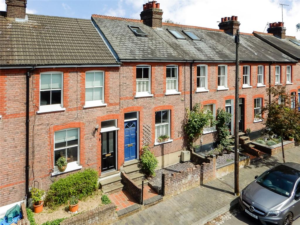 4 Bedrooms Terraced House for sale in Kings Road, St. Albans, Hertfordshire