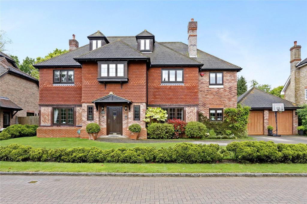 5 Bedrooms Detached House for sale in Ledborough Gate, Beaconsfield, Buckinghamshire