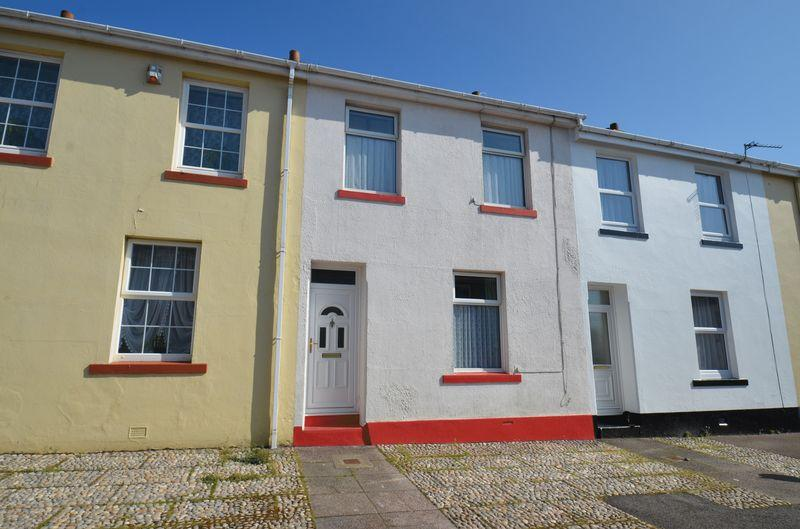 3 Bedrooms Terraced House for sale in St Edmunds Road, Torquay