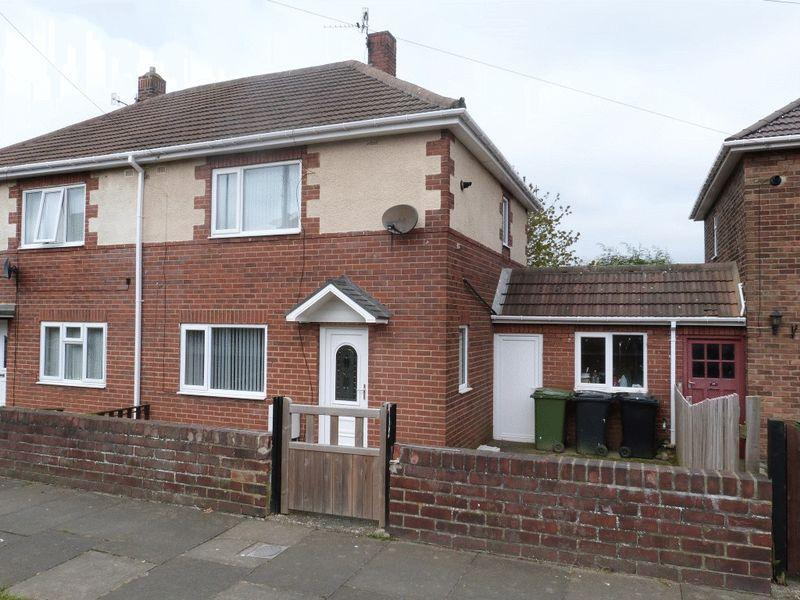 2 Bedrooms Semi Detached House for sale in Walton Drive, Guidepost, Two Bedroom Semi Detached House