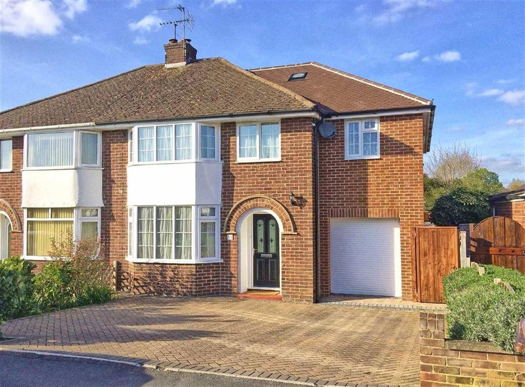 5 Bedrooms Semi Detached House for sale in Linden Avenue, Prestbury, Cheltenham, GL52
