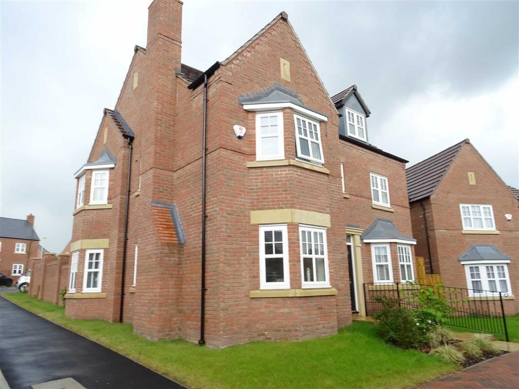 5 Bedrooms Detached House for sale in Wentworth Avenue, Elmesthorpe