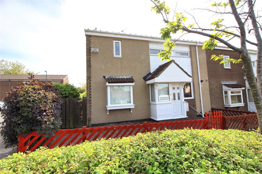 2 Bedrooms End Of Terrace House for sale in Hornbeam Close, Ormesby