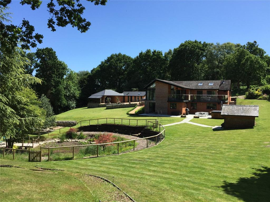4 Bedrooms Detached House for sale in Highwood, Ringwood, Hampshire, BH24