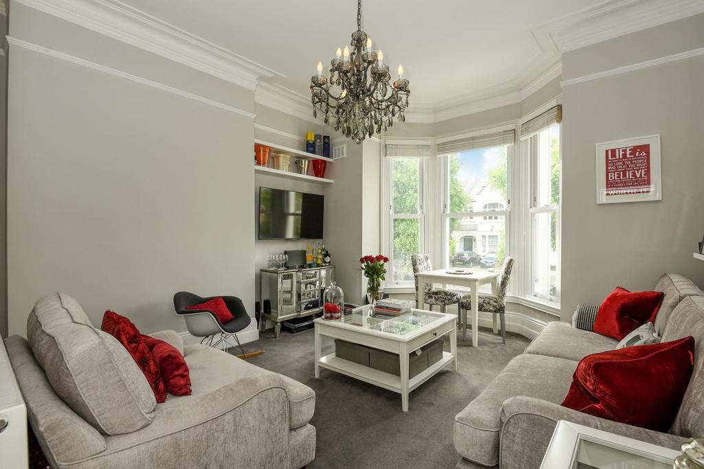 2 Bedrooms Flat for sale in Fontenoy Road, Balham