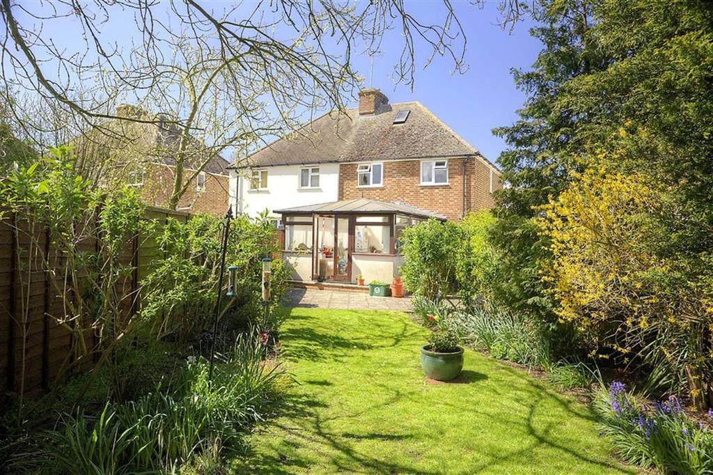 3 Bedrooms Semi Detached House for sale in Oakington Road, Dry Drayton, Cambridge