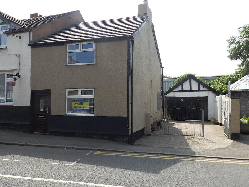 2 Bedrooms Cottage House for sale in High Street, Dyserth,