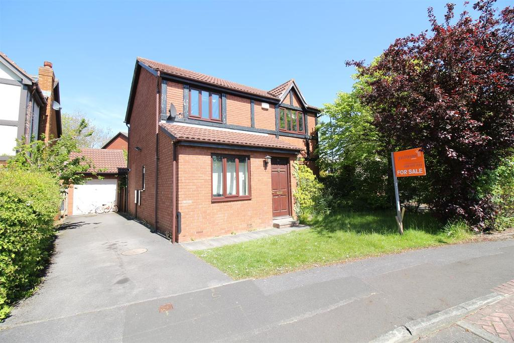 3 Bedrooms Detached House for sale in High Laws, Newcastle Upon Tyne